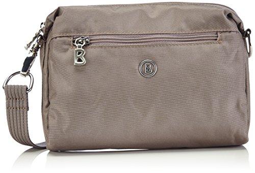 Bogner Leather New, Scarpe Sportive-Golf Donna, Marrone (Iron 322), 22x15x4 cm (B x H x T)