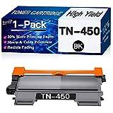 Eyouinc Compatible Toner Cartridge Replacement for Brother TN450 TN-450 TN420 TN-420 Toners use for Brother DCP-7060D DCP-7065DN HL-2270DW HL-2275DW MFC-7360N MFC-7365DN Printer (High Yield, Black)
