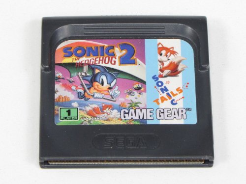 Game Gear - Sonic The Hedgehog 2 (Modul) (gebraucht)