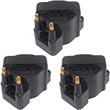 folconroad 3 x Ignition Coil Replacement for Holden Commodore VN VP VR VT VX VY VS Statesman VQ - WK
