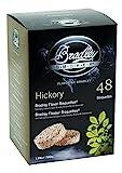 Bradley Smoker BTHC48 Smoker Chips, One Size, Hickory