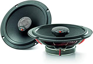 $199 » Focal ICU-165 Integration Series 6.5 Inch Coaxial Speakers (Pair), RMS: 70W - MAX: 140W