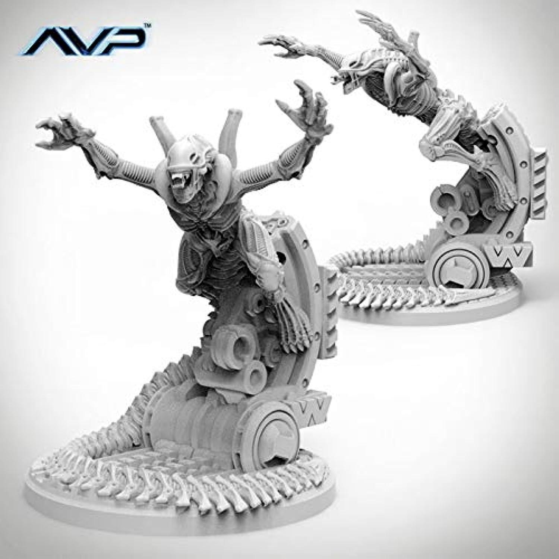 Alien vs Predator  Alien Evolved Warriors UniCast  English