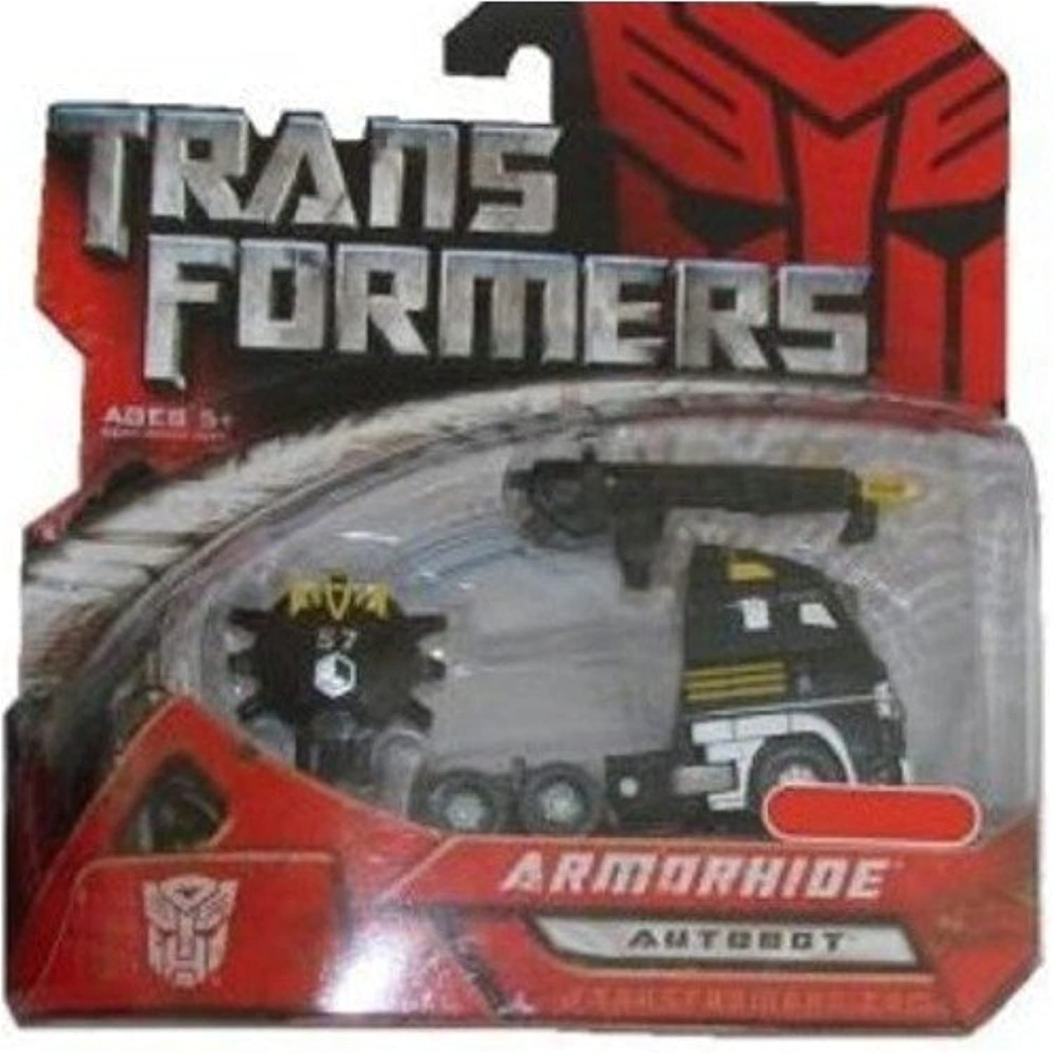 Transformers Scout Armorhide Figure [Toy]
