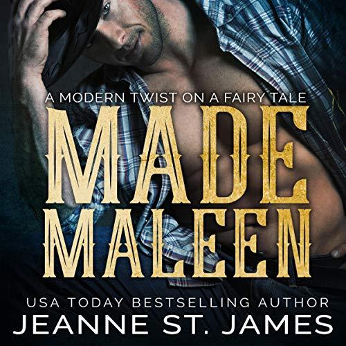 Made Maleen audiobook cover art