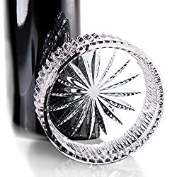 Crystal Heritage Wine Bottle Coaster – Waterford