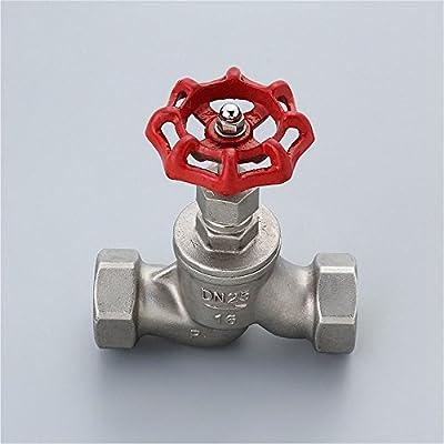 "1/2"" Globe Valve NPT 200PSI Stainless steel 304 full Port Water oil gas by unbranded"