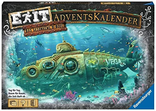 Ravensburger 18955 EXIT Adventskalender