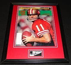 Steve Spurrier Signed Framed 1972 Sports Illustrated Cover Display JSA 49ers