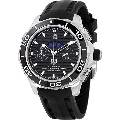 TAG Heuer CAK211A.FT8019 - Reloj Color Negro