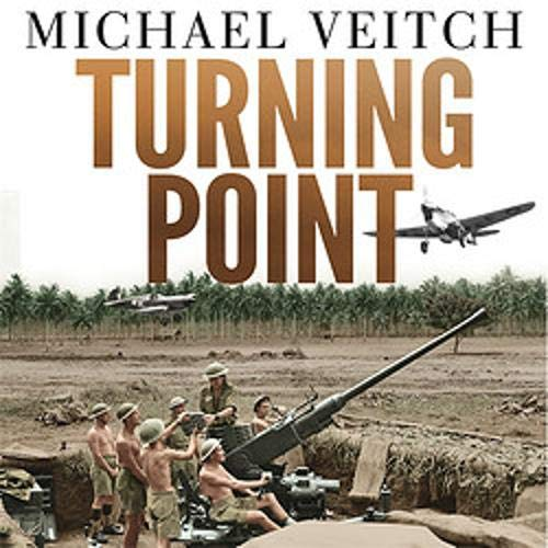 Turning Point Audiobook By Michael Veitch cover art