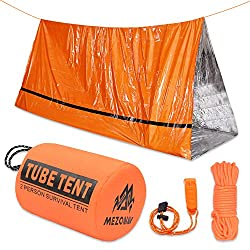 Mezonn Emergency Sleeping Bag Survival Bivy Sack