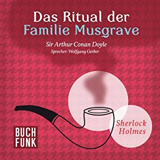 Das Ritual der Familie Musgrave (Sherlock Holmes) Titelbild