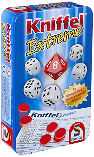 Schmidt Spiele 51296 Kniffel Extreme, Bring mich...