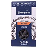 Husqvarna SP33G Chainsaw Chain, Orange/Gray, 16 inches