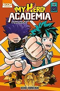 My hero academia, tome 23 par Kôhei Horikoshi
