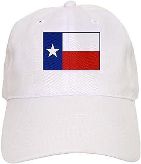 16f80b821dc37 CafePress - Flag of Texas Cap - Baseball Cap with Adjustable Closure