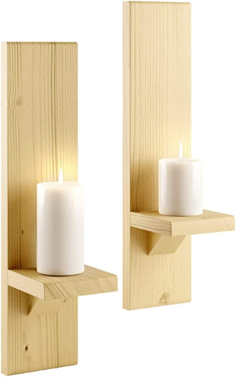 Virginia Beach Mall ZXCVBNM Candle Wall Sconces Shelving Solution Max 79% OFF Hangi Sconce