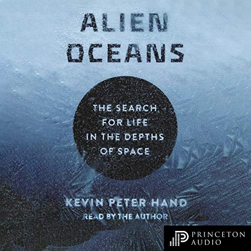 Alien Oceans Audiobook By Kevin Hand cover art