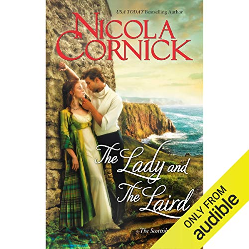 The Lady and the Laird  By  cover art