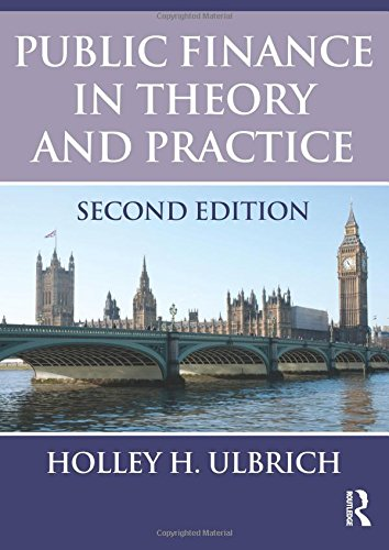Compare Textbook Prices for Public Finance in Theory and Practice Second edition 1 Edition ISBN 9780415585972 by Ulbrich, Holley