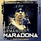 Diego Armando Maradona 2021 Calendar