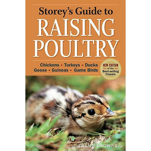 Storeys Guide to Raising Poultry Paperback Book