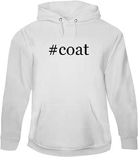 #Coat - Men's Hashtag Pullover Hoodie Sweatshirt