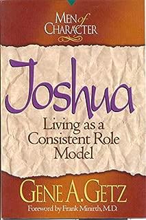 Men of Character: Joshua