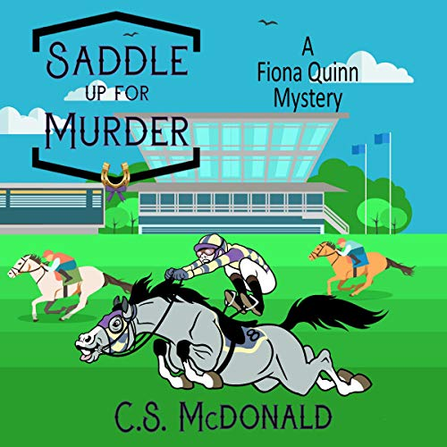 Saddle Up for Murder cover art