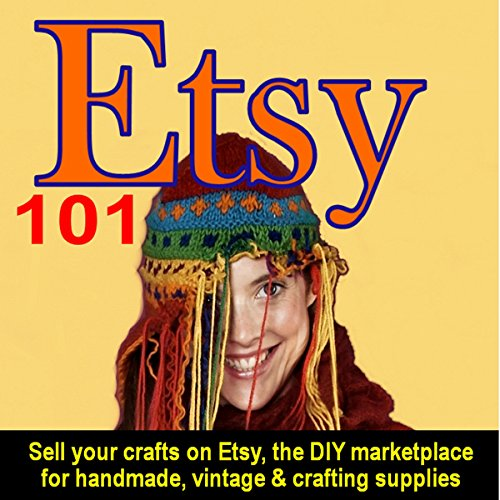 Etsy 101 audiobook cover art