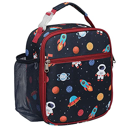 Lunch Bag for Kids, Bagseri Insulated Lunch Bags for Boys, Portable Lunch...