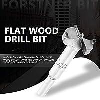 フラットウッドドリルビットForstnerビット穴あけ工具快適で高耐久性の穴あけ