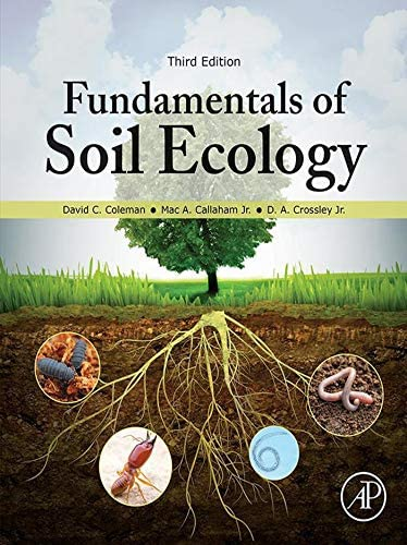 Fundamentals of Soil Ecology product image
