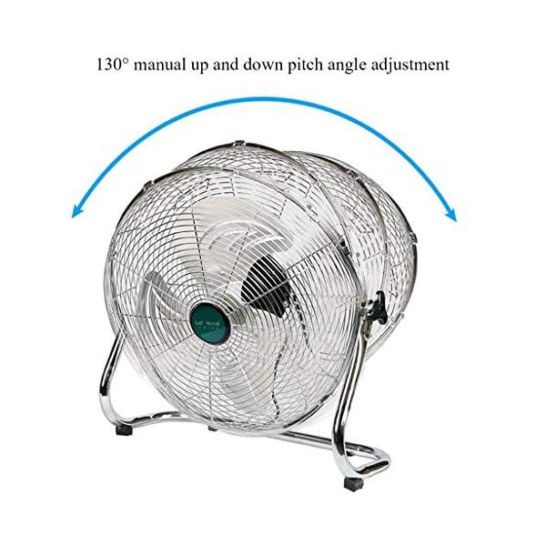 Ventilador-de-pie-18-Pulgadas-circulador-de-Aire-Ventilador-de-Alta-Velocidad-3-velocidades-Ideal-para-Gimnasio-hogar-Garaje-y-Oficina