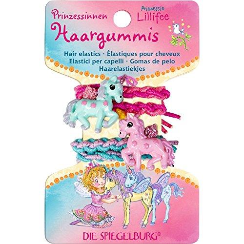 Spiegelburg 13445 Prinzessinnen-Haargummis Prinzessin Lillifee