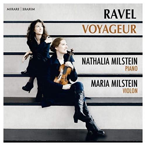 Nathalia Milstein & Maria Milstein