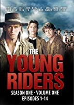 The Young Riders: Season One - Volume One (Episodes 1 - 14) - Amazon.com Exclusive by Josh Brolin