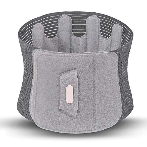 HGJDKSJ Manta electrica Lumbar, Soporte de Cintura Multifuncional, Cuidado de la Cintura,...