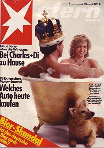 Stern Nr. 11/1985 07.03.1985 Bier-Skandal Ist das deutsche Bier noch rein?