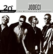 The Best Of Jodeci 20th Century Masters The Millennium Collection by Jodeci (2007-08-06)