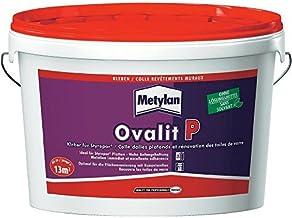 Metylan Ovalit P Styrofoam lijm 4.5 kg