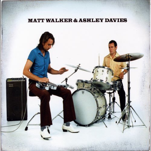 Matt Walker & Ashley Davies