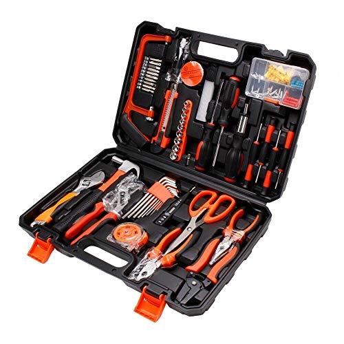 102PC Hex Drill Bit Tool Set General Household Hand Mixed Kit Car Repair Toolbox,102PC