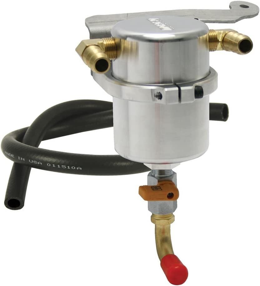 Moroso 85485 Air Oil Separator Catch Under blast sales GT Kit 5.0 for Mustang Can Sales results No. 1