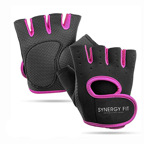 guantes para hacer pesas fabricante SYNERGY FIT