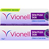 Vionell Intim-Pflege-Salbe, 15 ml Salbe