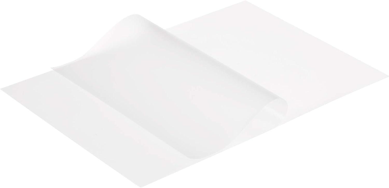 Blue Summit Supplies 50 11 x 17 Sheets Laminat Clear Laminating SALENEW very popular Free Shipping Cheap Bargain Gift