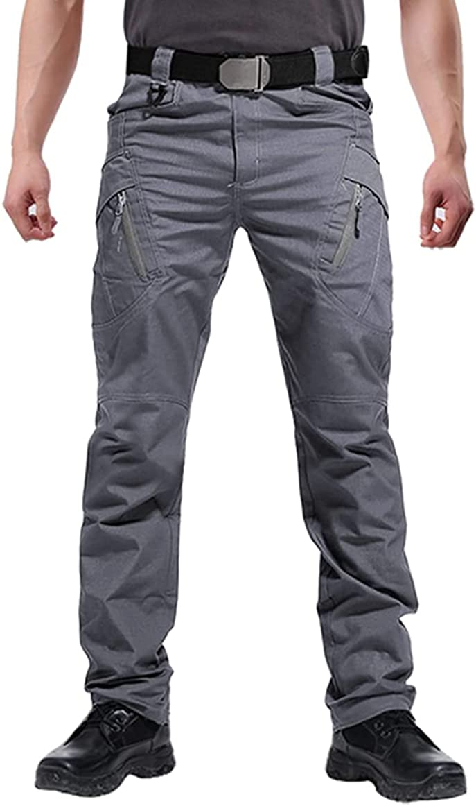 Erston Men's Outdoor Sales of SALE items from new works Work Military Max 77% OFF Tactical Ri Pants Lightweight