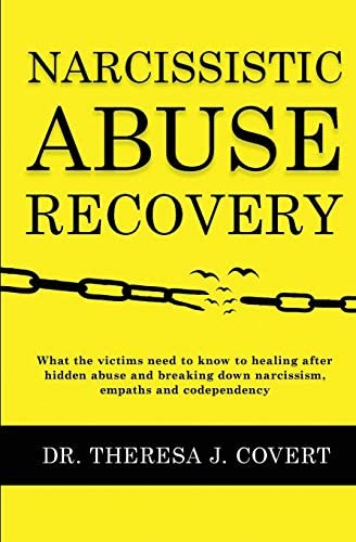 Narcissistic Abuse Recovery Everything the victims need to know to healing after hidden abuse product image